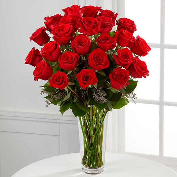 Valentine Special 24 roses